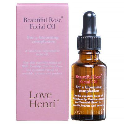 Beautiful Rose Facial Oil