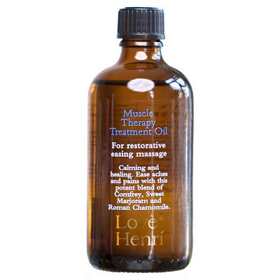 Muscle Therapy Treatment Oil